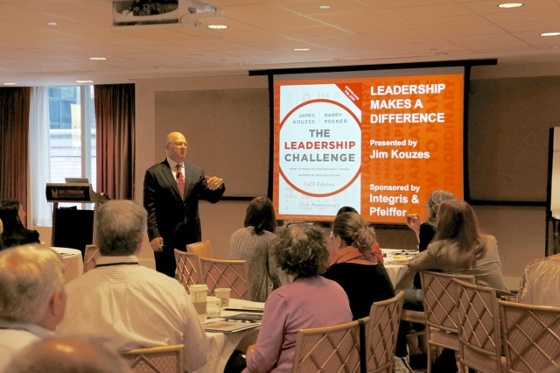 Jim Kouzes & The Leadership Challenge®
