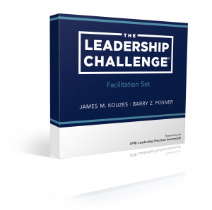 The Leadership Challenge® Facilitation Set