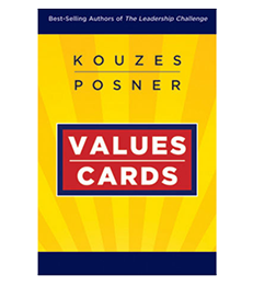 The Leadership Challenge Value Cards