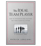 The Ideal Team Player Patrick Lencioni