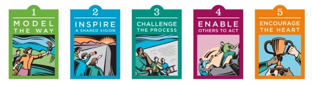The Five Practices of Exemplary Leaders