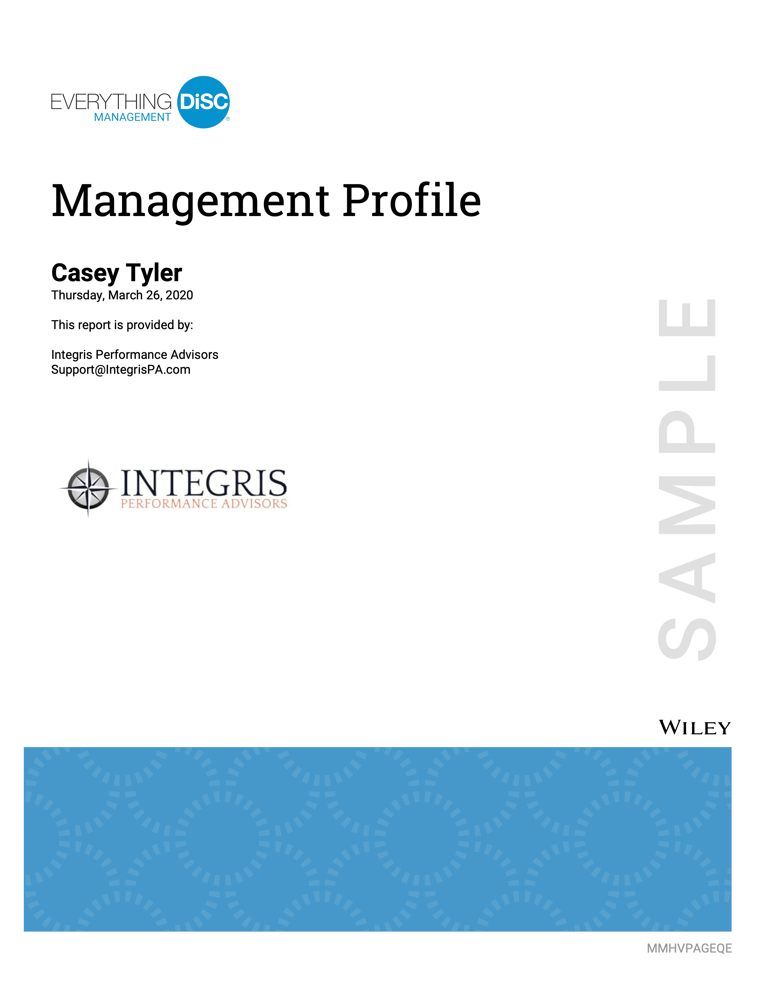 ED Management Cover