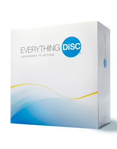 Everything DiSC Facilitator Kit Box
