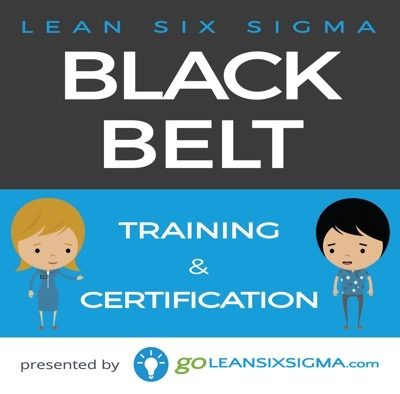 Go Lean Black Belt