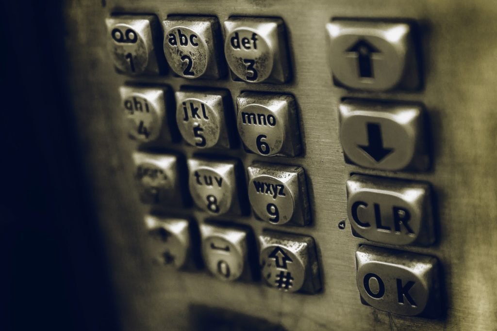 Dial Phone Numbers