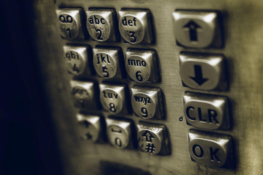 Dial Phone Numbers