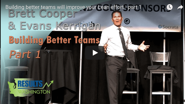 Teamwork and Lean Video