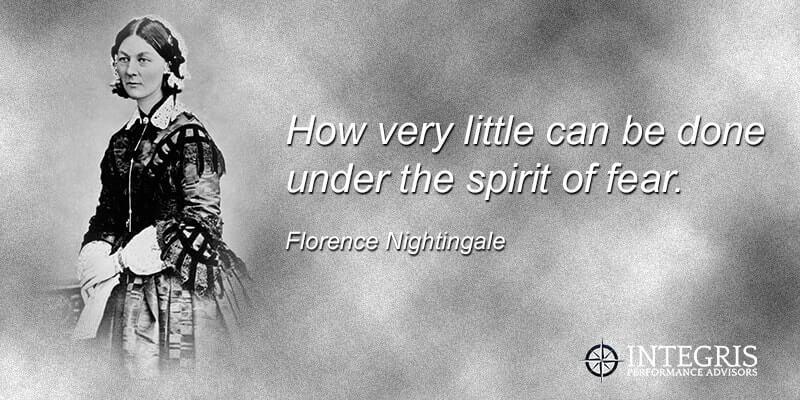 florence nightingale leadership qualities