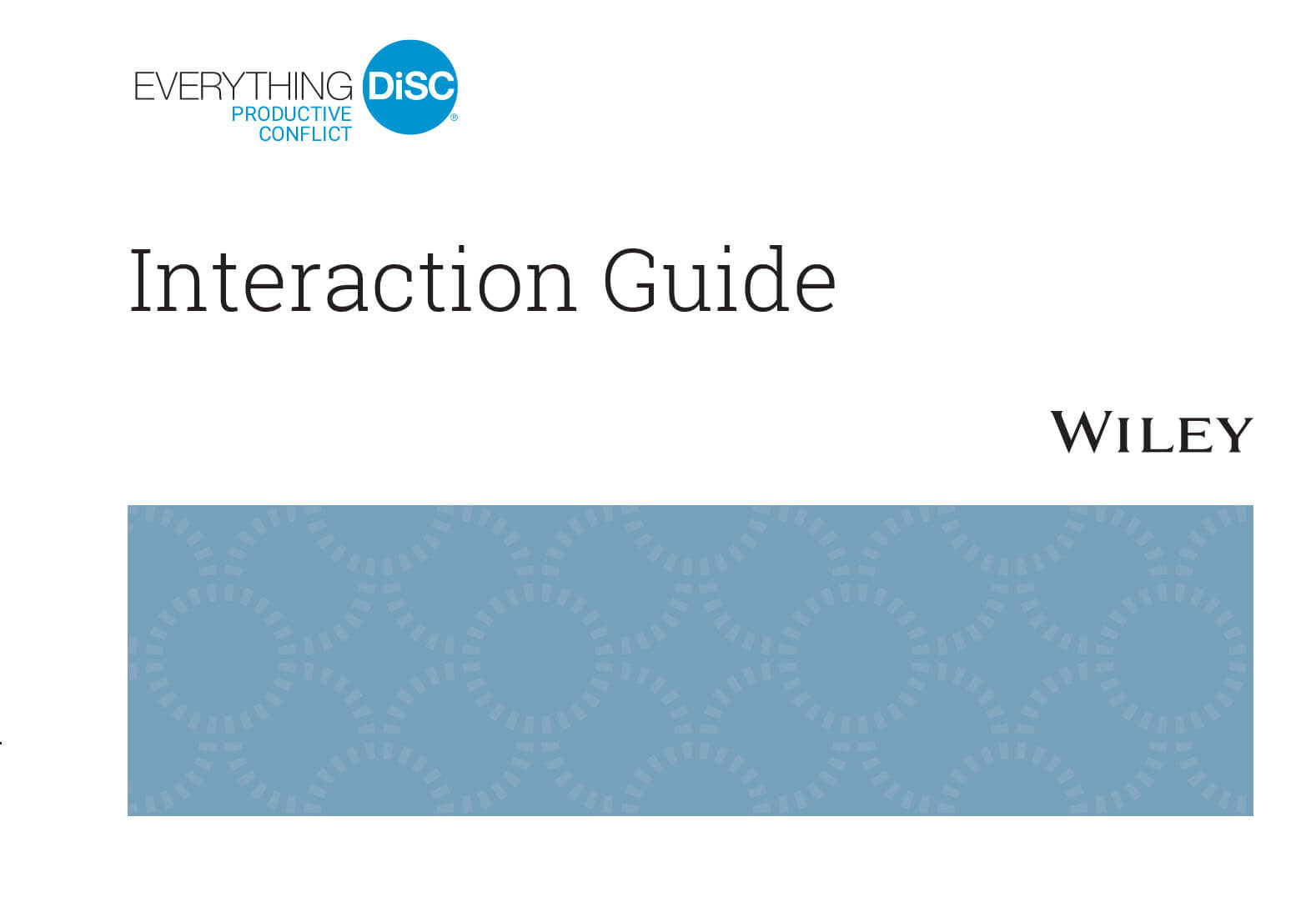 Productive Conflict Interaction Guide